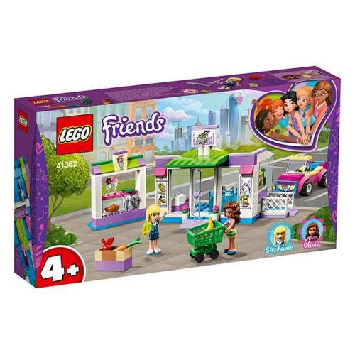 LEGO Supermarketul Din Heartlake City - LEGO 41362 (Friends)