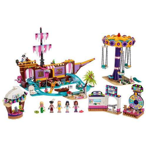 LEGO Debarcaderul Cu Distractii Din Heartlake City - LEGO 41375 (Friends)