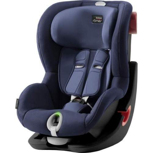 Scaun Auto Britax-Romer KING II LS - Black Series Moonlight Blue