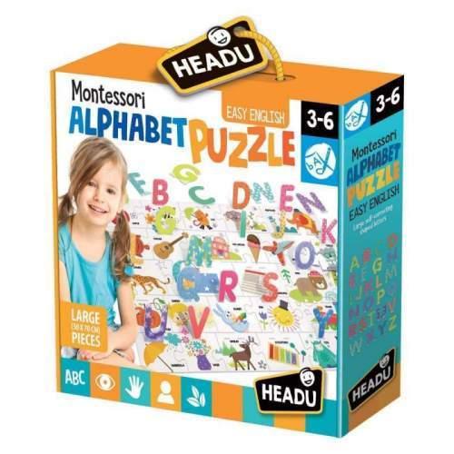Puzzle Alfabet 3D