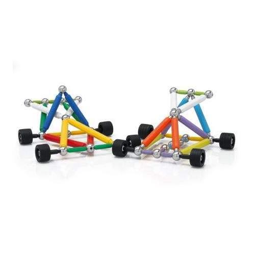 Supermag Maxi Wheels - Set Constructie 102 Piese