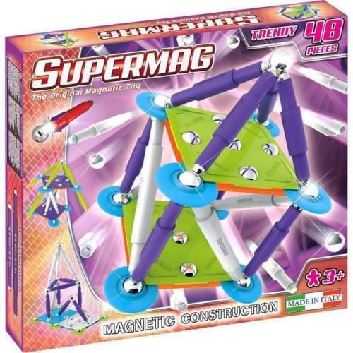 Set Constructie Supermag - Classic Trendy 48 piese