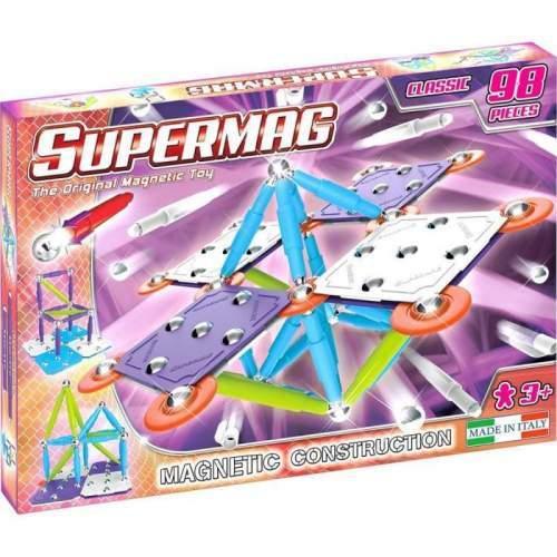 Set Constructie Supermag - Classic Trendy 98 piese