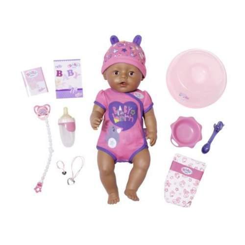 Baby Born - Papusa Etnica Interactiva