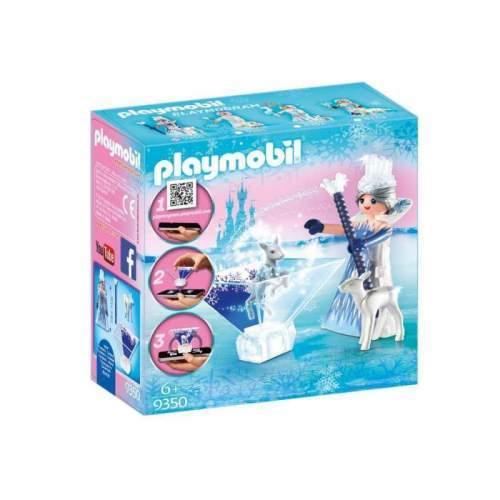 Set Playmobil Magic - Printesa Cristalului De Gheata 9350