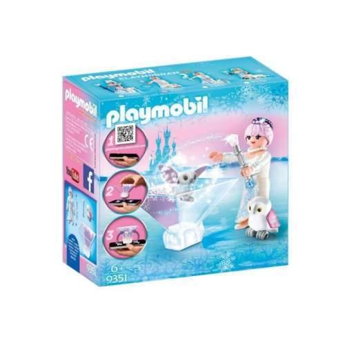Set Playmobil Magic - Printesa Florilor De Gheata 9351