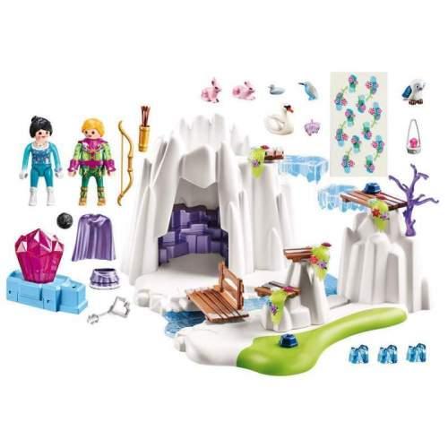 Set Playmobil Magic - Ascunzatoarea De Cristal 9470