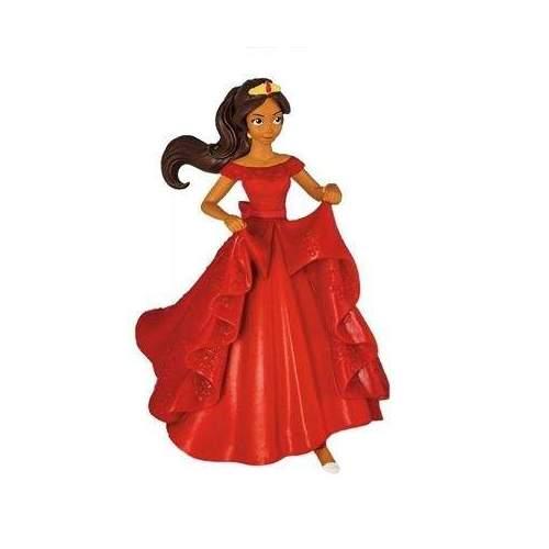 Figurina Bullyland - Elena din Avalor in rochie de bal