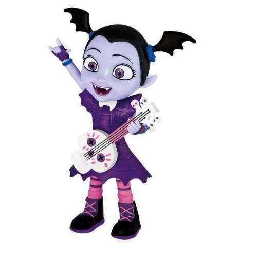 Figurina Bullyland - Vampirina cu chitara