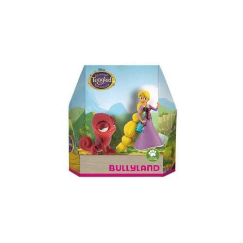 Set figurine Bullyland - Rapunzel la plimbare