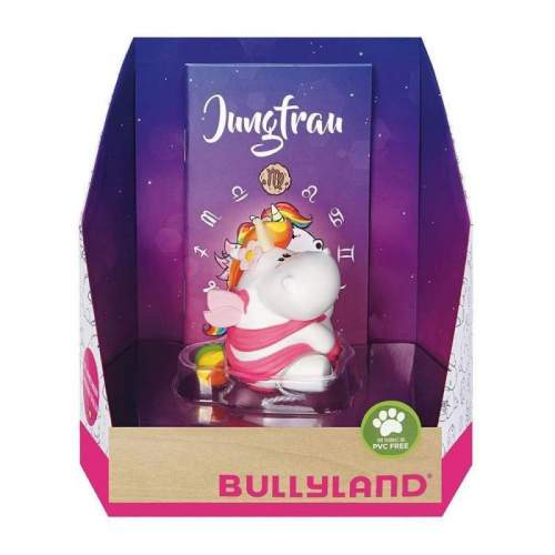 Figurina Bullyland - Unicornul Dolofan Zodiac - Fecioara
