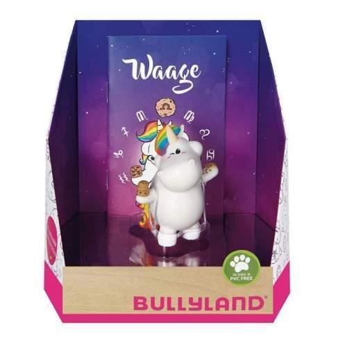 Figurina Bullyland - Unicornul Dolofan Zodiac - Balanta