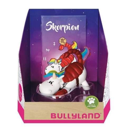 Figurina Bullyland - Unicornul Dolofan Zodiac - Scorpion