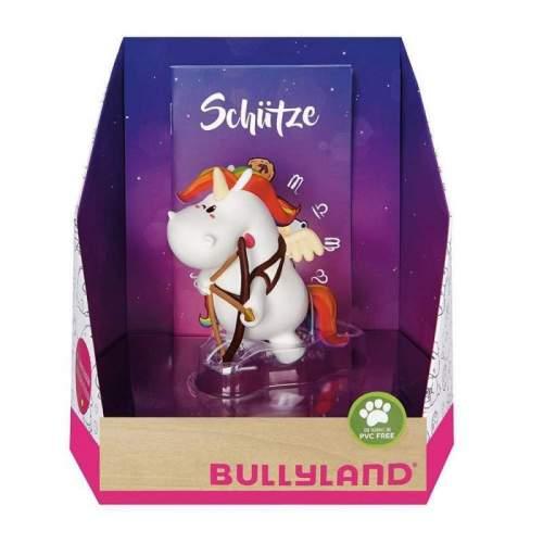 Figurina Bullyland - Unicornul Dolofan Zodiac - Sagetator
