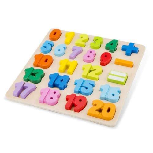 Puzzle Numere