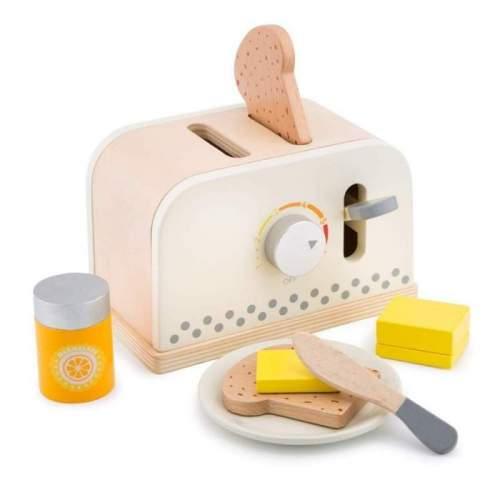 Set toaster - Alb