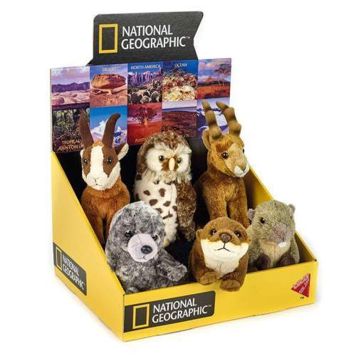 Plus Venturelli - National Geographic BABY EUROPA 17cm