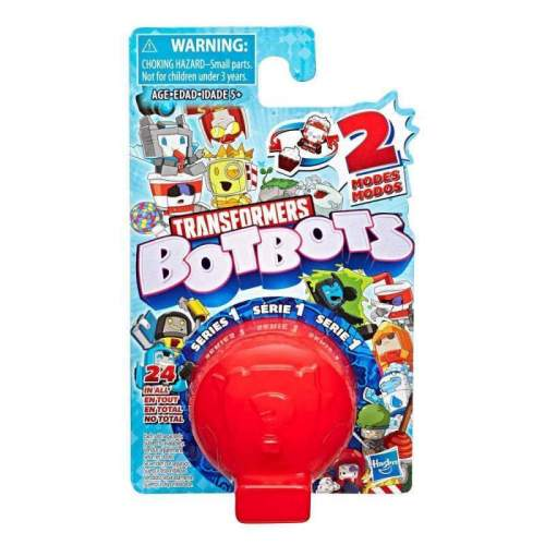 HASBRO Transformers BotBots Series 1 Collectible Blind Bag Mystery Figure -- Surprise 2-In-1 Toy!