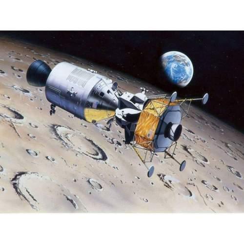 "Aeromacheta Revell - Apollo 11 ""Columbia"" & ""Eagle"" (50 Years Moon Landing)"