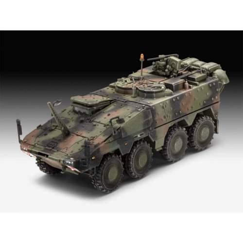 Macheta militara - GTK Boxer Command Post NL