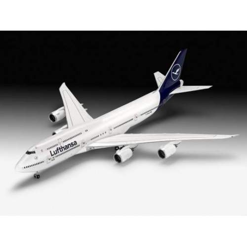 "Aeromacheta Revell - BOEING 747-8 LUFTHANSA ""NEW LIVERY"""