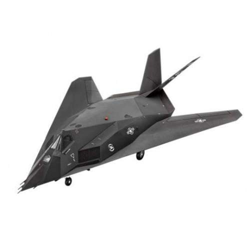 Aeromacheta Revell - F-117 Stealth Fighter