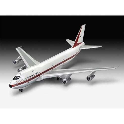 Aeromacheta Revell - Gift Set Boeing 747-100, 50th Anniversary