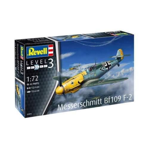 Aeromacheta Revell - Messerschmitt Bf109 F-2