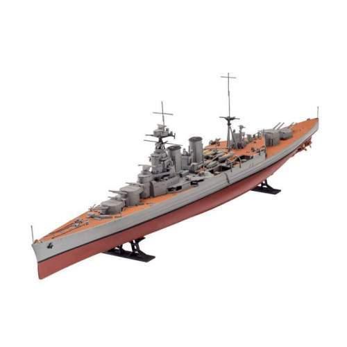 Navomacheta Revell - 100 Years HMS Hood