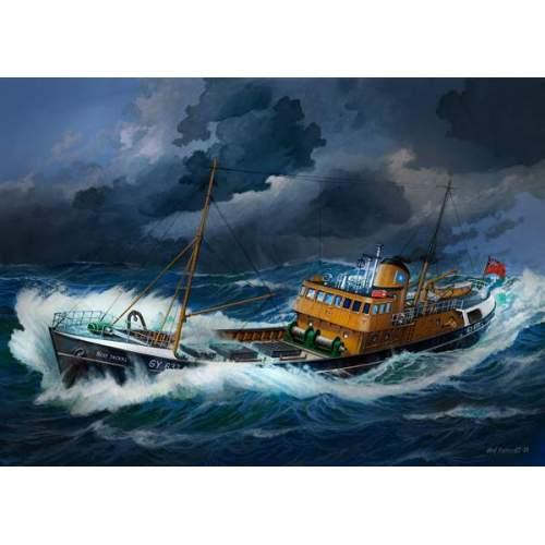 Navomacheta Revell - Northsea Trawler