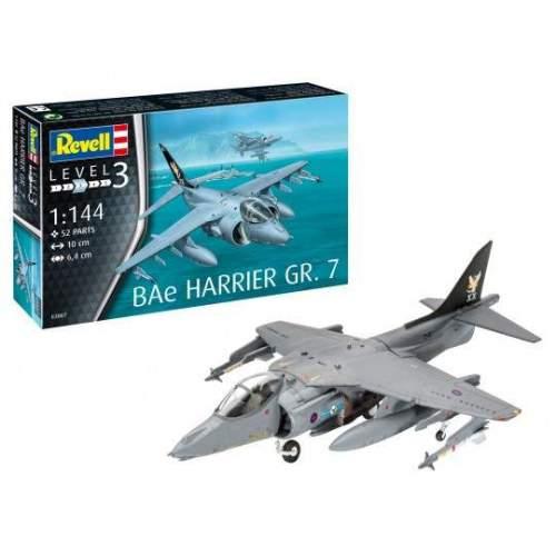 Aeromacheta Revell - BAE HARRIER GR.7
