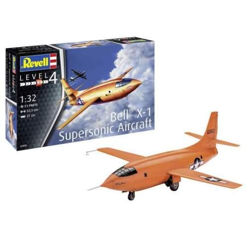 Aeromacheta Revell - Bell X-1 (1st Supersonic)