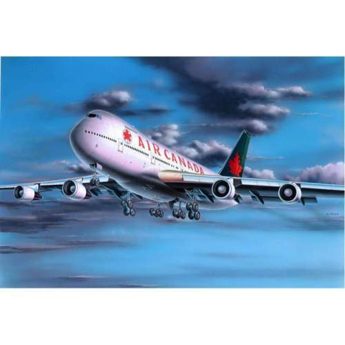 Aeromacheta Revell - Boeing 747-200