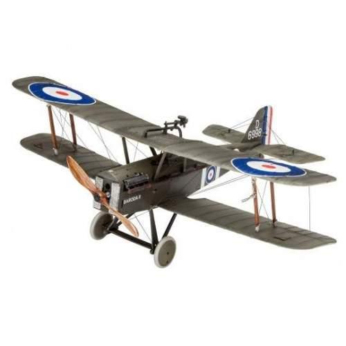 Aeromacheta Revell - British Legends - British S.E. 5a