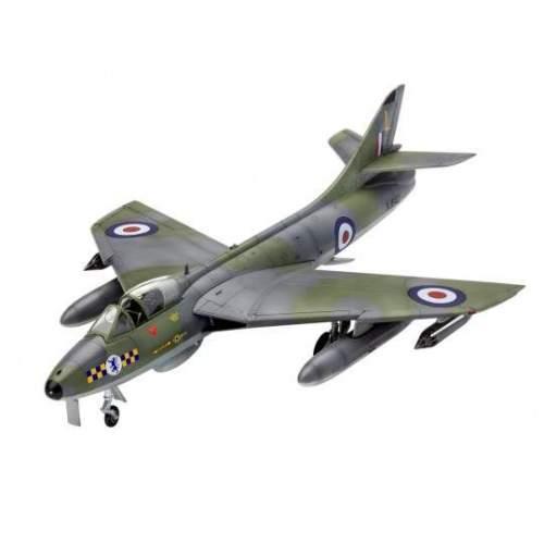 Aeromacheta Revell - Hawker Hunter FGA.9