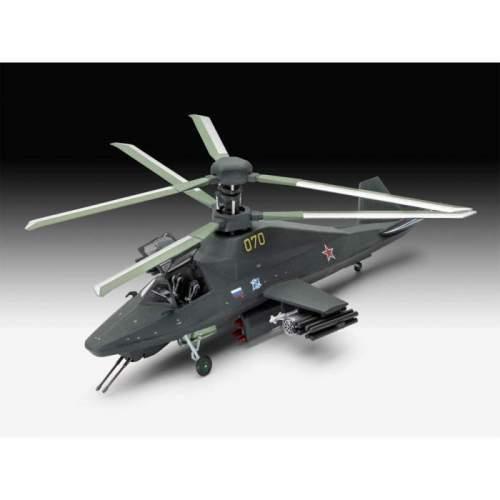 Aeromacheta Revell - Kamov Ka-58 Stealth