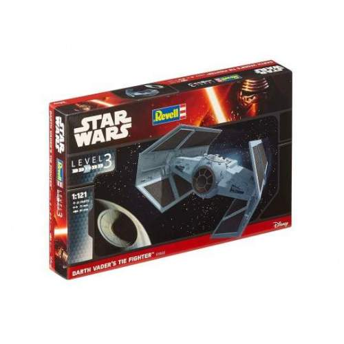 Aeromacheta Star Wars - DARTH VADER-S TIE FIGHTER