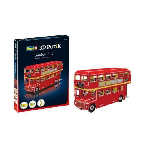 Puzzle 3D mini - London Bus