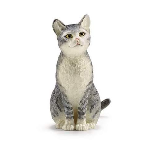 Figurina Schleich - Pisica asezata SL13771