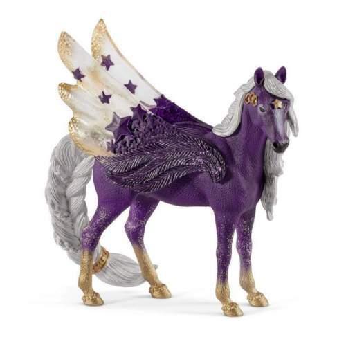 Figurina Schleich - Pegasus cu stea in frunte SL70579