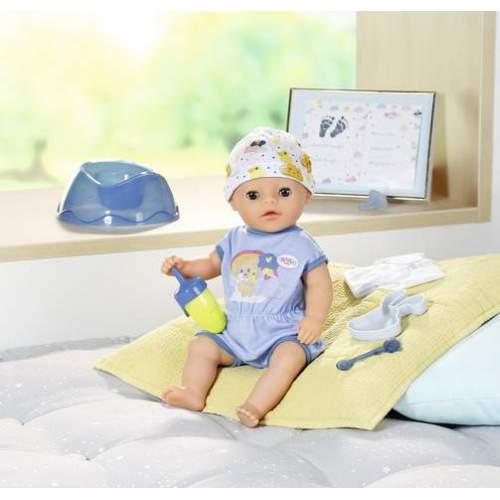 Baby Born-Micul Bebelus Interactiv