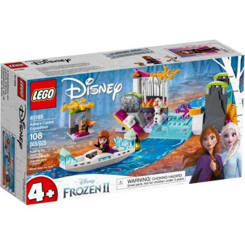 LEGO Expeditia Cu Canoe A Annei - LEGO 41165 (Disney Princess)