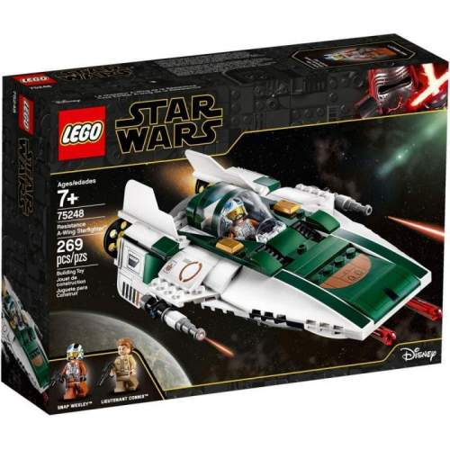 LEGO Resistance A-Wing Starfighter - LEGO 75248 (Star Wars)