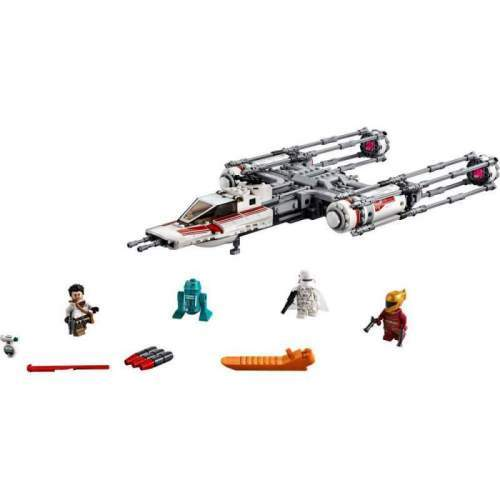 LEGO Resistance Y-Wing Starfighter - LEGO 75249 (Star Wars)