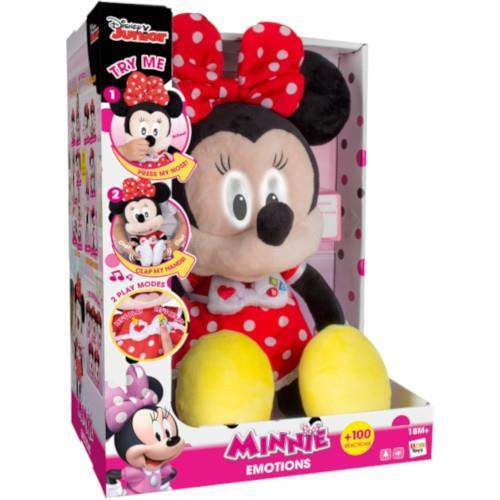 Jucarie Interactiva Minnie Mouse Emotions