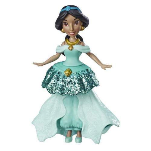 HASBRO Disney Princess Jasmine Doll with Royal Clips Fashion, One-Clip Skirt