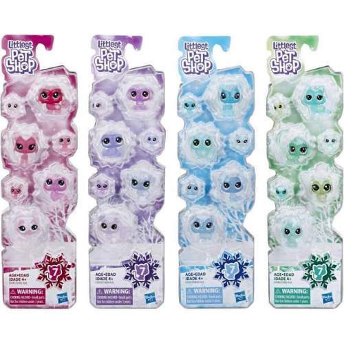 HASBRO Littlest Pet Shop - Frosted Wonderland – Verde