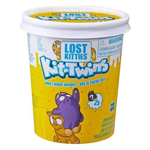 HASBRO Lost Kitties Kit-Twins Toy