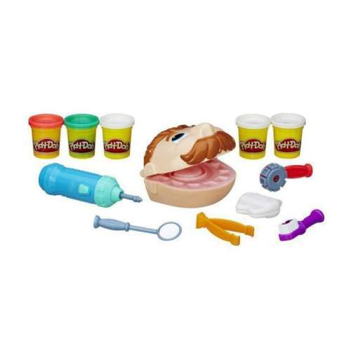 Set de joaca plastilina Play Doh - Drill and Fill - Hasbro B5520