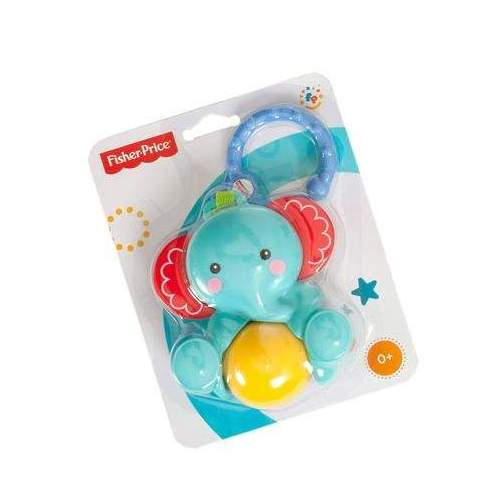Fisher-Price - Zornaitoare Elefant cu minge - DRC00-CBK74